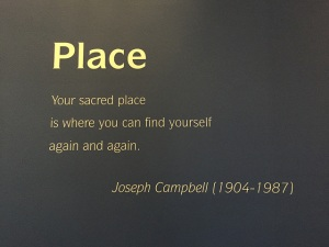 sacred place joseph campbell