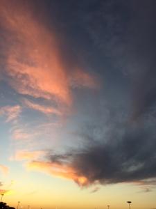 still sky